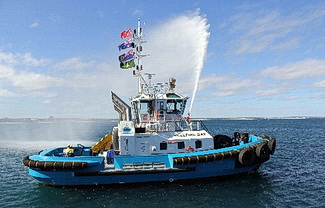 Hellfire Bay-Harbour Tug