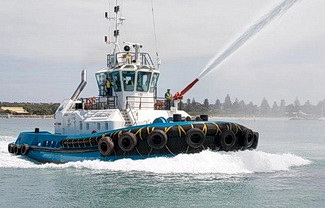 Shoal Cape-Harbour Tug